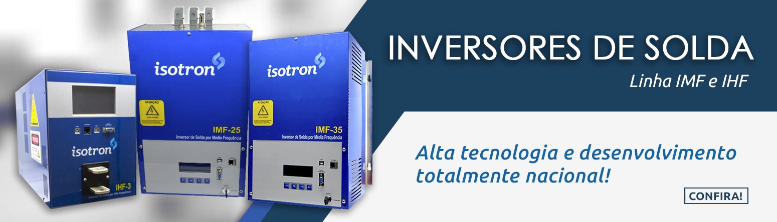 Inversores | Isotron