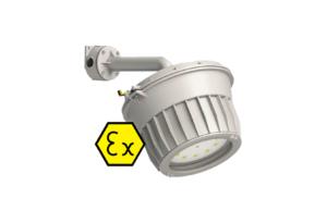 Luminária LED para Áreas Classificadas