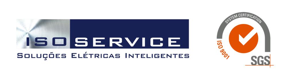 logo isoservice SGS-01