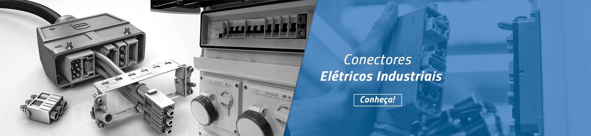 Conectores Elétricos insdustriais